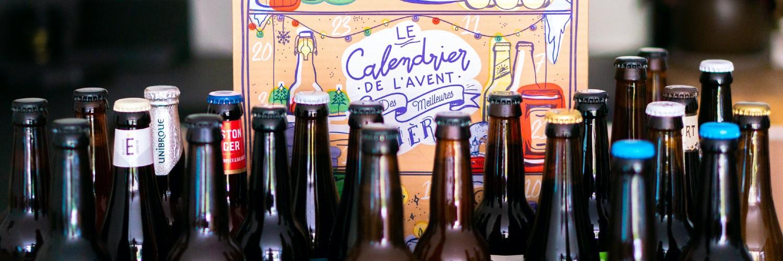 Le meilleur calendrier de l'Avent bières pour se faire plaisir en 2021