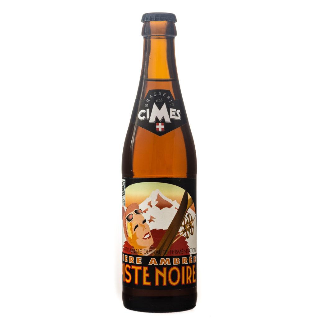 Bière de garde Piste noire