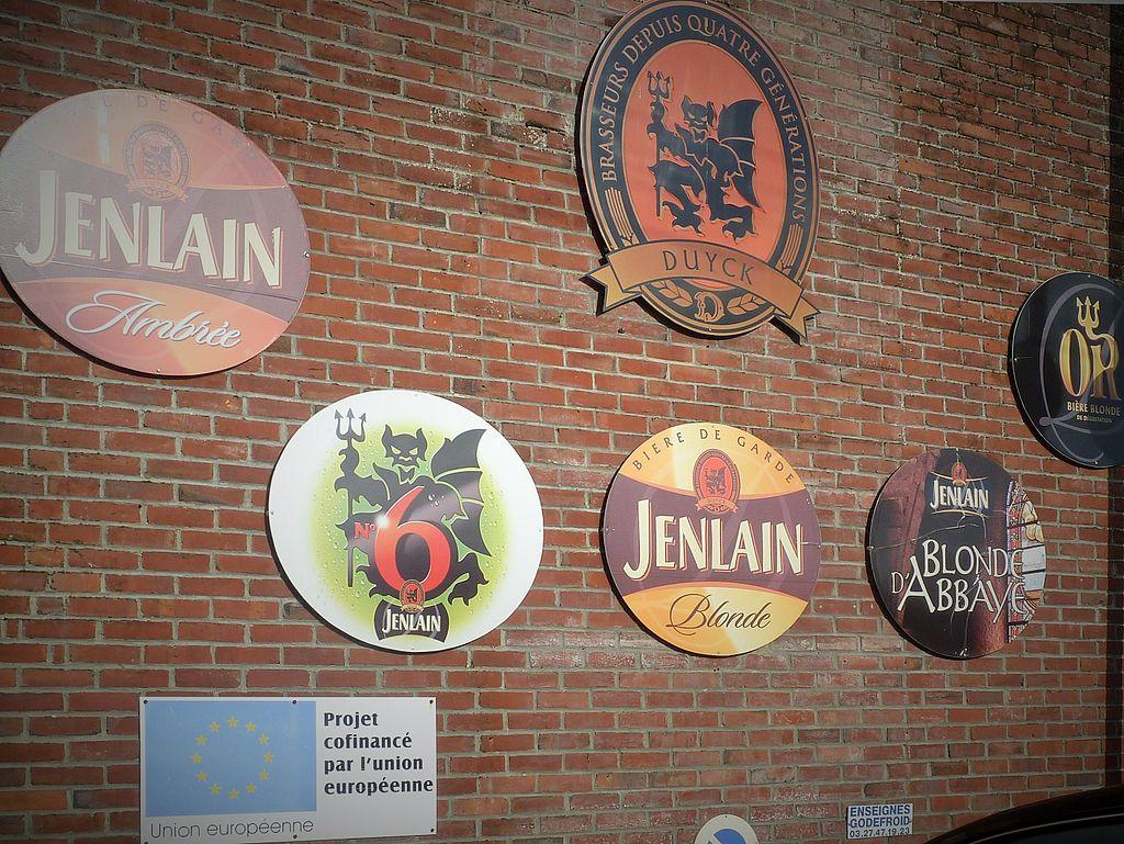 Bière de garde de la brasserie Duyck