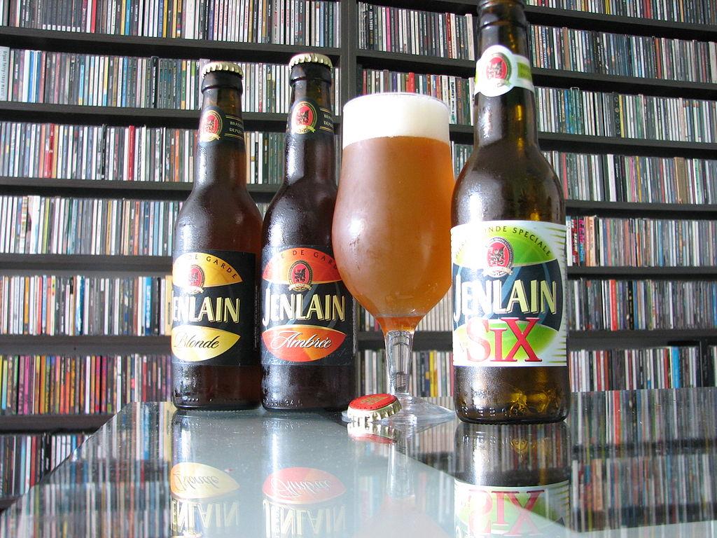 Bière de garde Jenlain