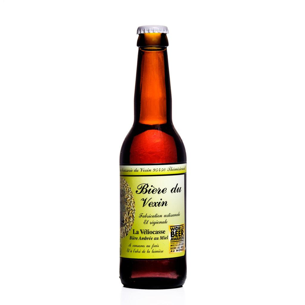 Bière de garde la Véliocasse