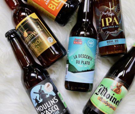 La bière BIO vous veut du bien